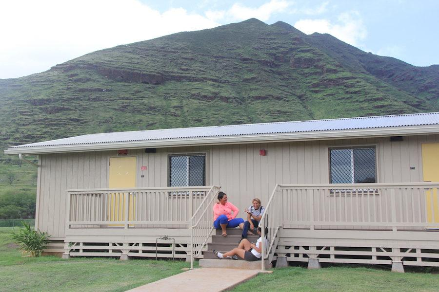 New portables are a welcome addition for teachers and students.
