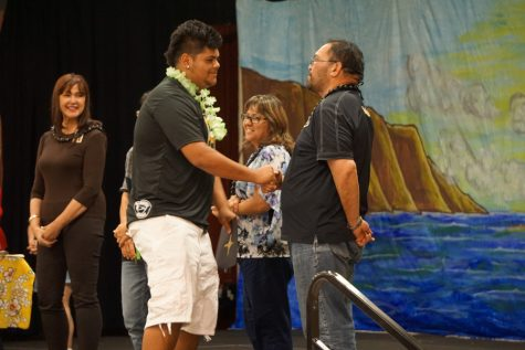 Ka Leo `O Nanakuli: Homecoming Parade Photo Gallery 1