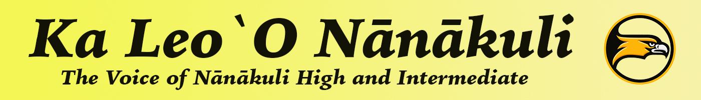 The student news site of Nanakuli High and Intermediate School