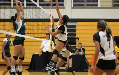 NHIS Photography Class: Girl's Volleyball vs Aiea Photo Gallery