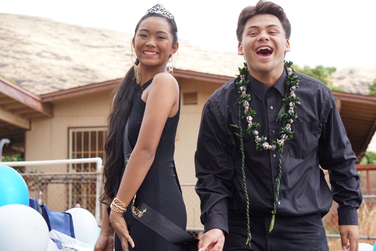 Ka Leo `O Nanakuli: Homecoming Parade Photo Gallery 1