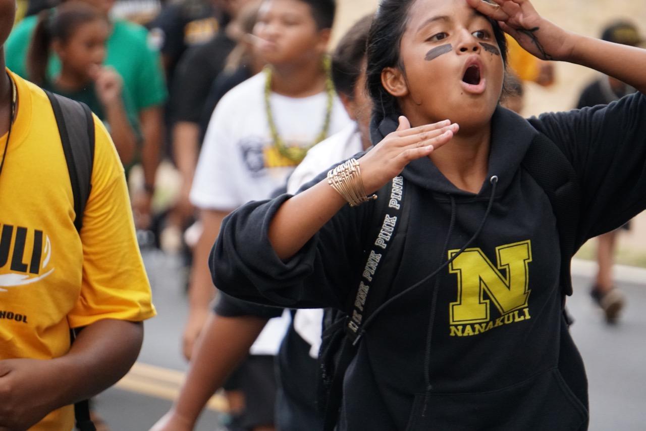 Ka Leo `O Nanakuli: Homecoming Parade Photo Gallery 2
