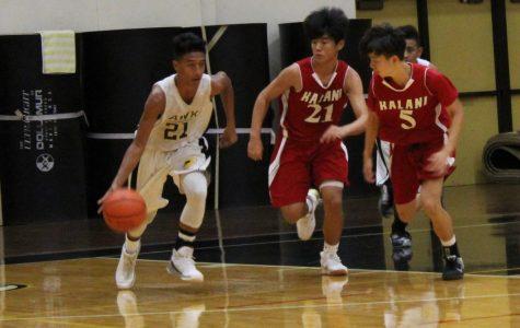 Photography Class: Boys Basketball vs Kalani Photo Gallery
