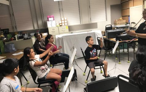 Strings Strive for Change for Elementary Students