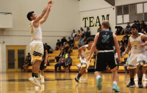Photography Class: Boys Basketball vs Kapolei
