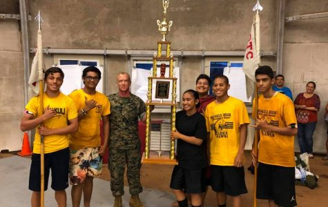 JROTC Grand Champions