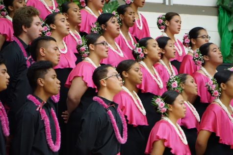 Ka Leo `O Nanakuli: Homecoming Pep Rally Photo Gallery