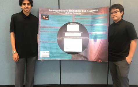 NHIS Place Projects in State Science Fair Finals