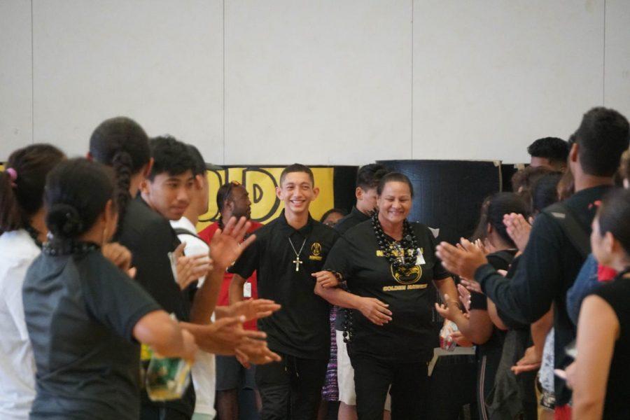 Ka Leo ʻO Nānākuli: Welcome Back Assembly Photo Gallery