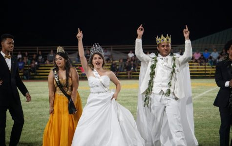 Ka Leo ʻO Nanakuli: Homecoming 2018 Game Photo Gallery