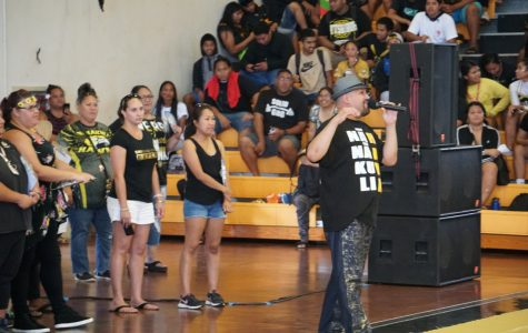 Ka Leo ʻO Nanakuli: Homecoming 2018 Pep Rally Photo Gallery