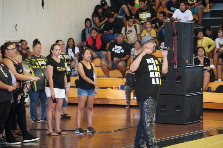 Ka Leo ʻO Nanakuli: Homecoming 2018 Pep Rally Photo Gallery