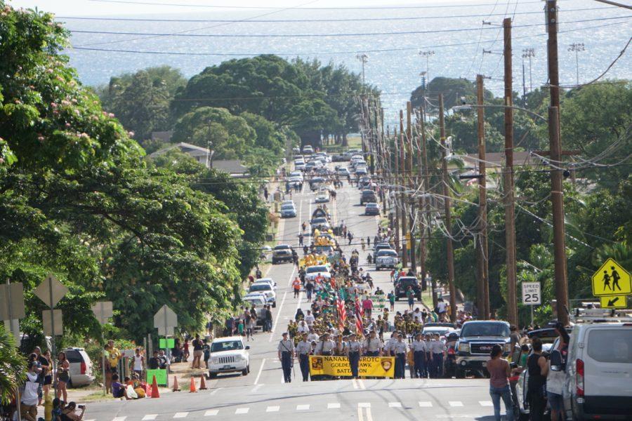 Ka Leo ʻO Nanakuli: Homecoming 2018 Parade Photo Gallery